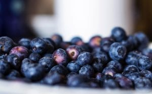 Blueberries, An Anti-Inflammatory Food