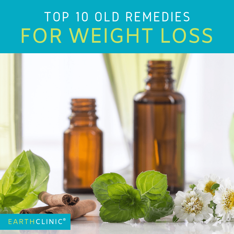 Top 10 old remedies for weight loss.