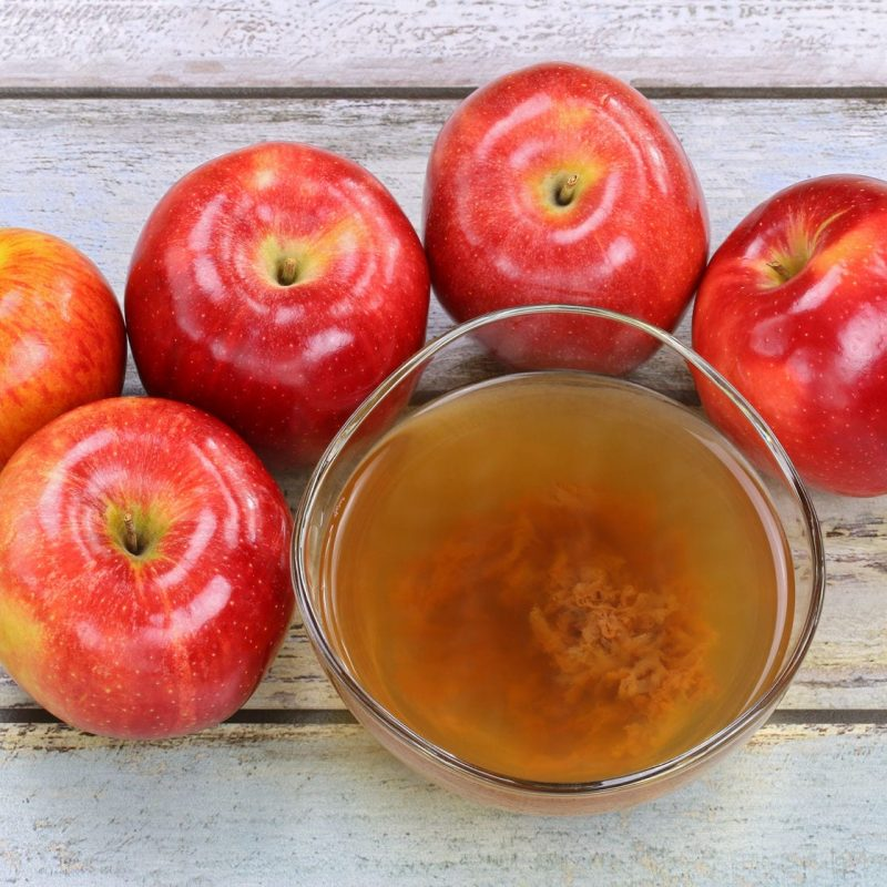 Apple Cider Vinegar Remedy for Arthritis.