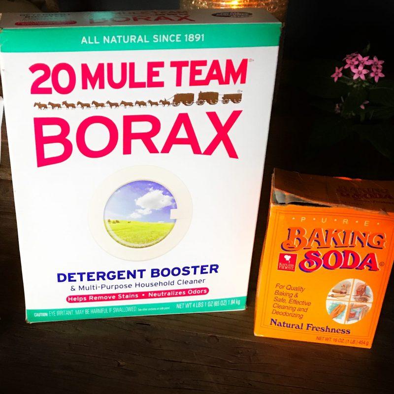 Borax And Baking Soda Alkalizing Remedy Earth Clinic