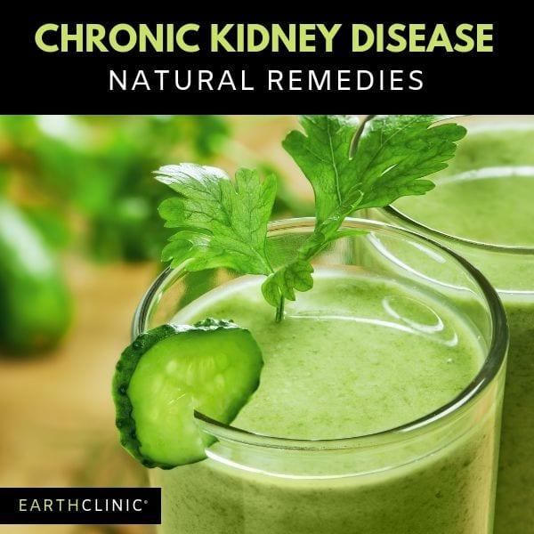 Chronic kidney disease remedies