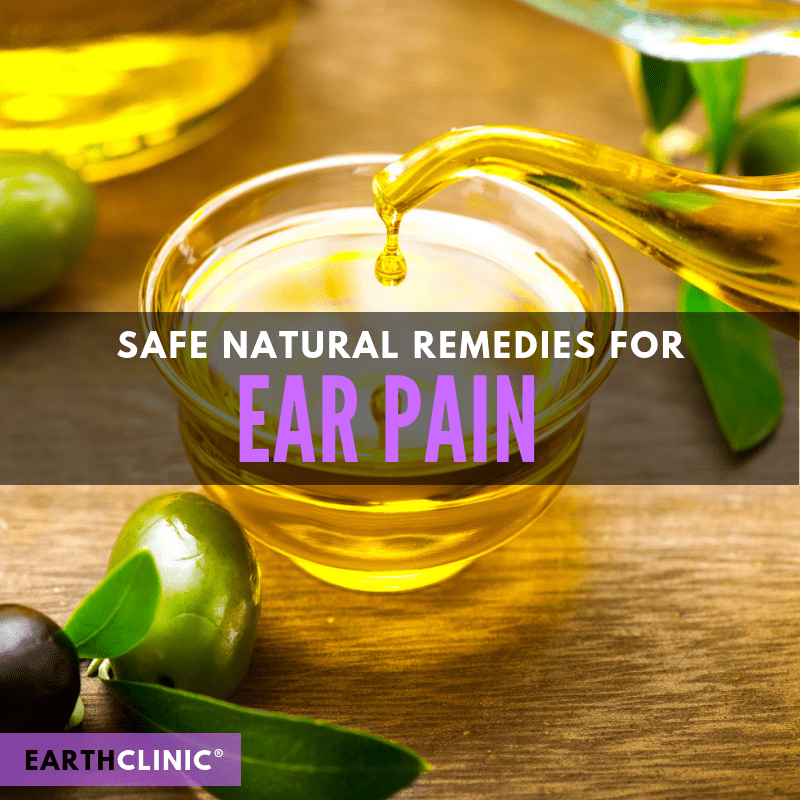 7 Safe Natural Remedies For Earaches Earth Clinic
