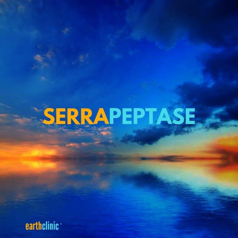 serrapeptase benefits
