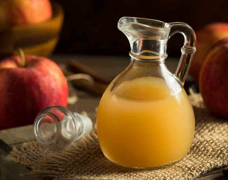 Apple Cider Vinegar Remedy.