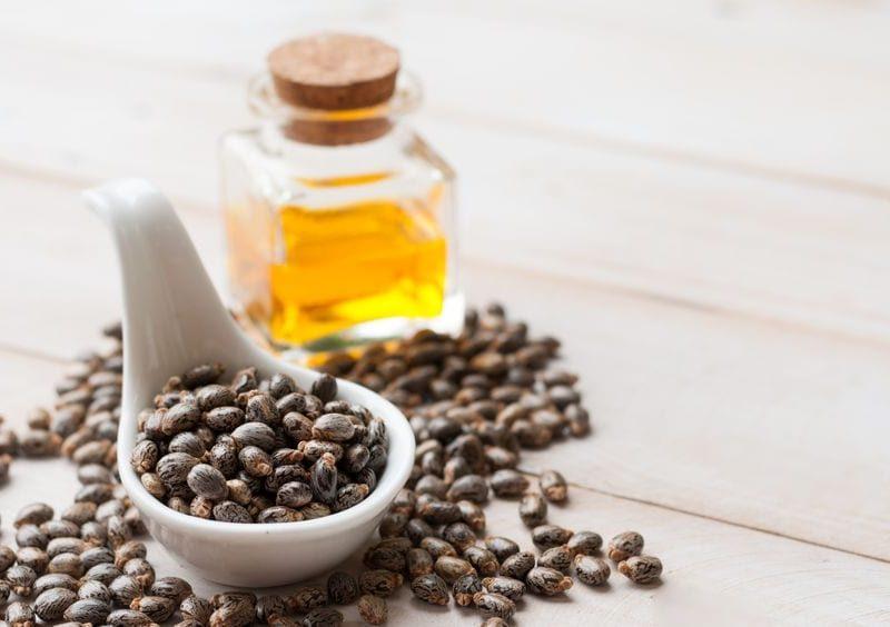 Castor oil remedy on Earth Clinic.