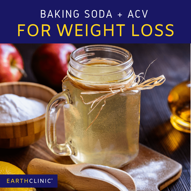Baking Soda and Apple Cider Vinegar for Weight Loss