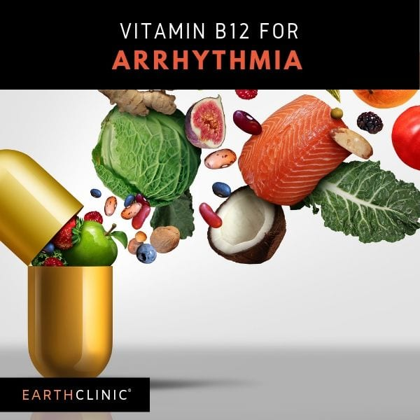 Vitamin B12 for Arrhythmia.