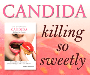 Candida Killing So Sweetly by Bill Thompson