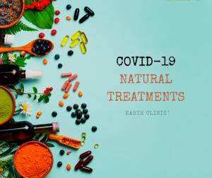 COVID-19 Alternative Treatments on Earth Clinic.