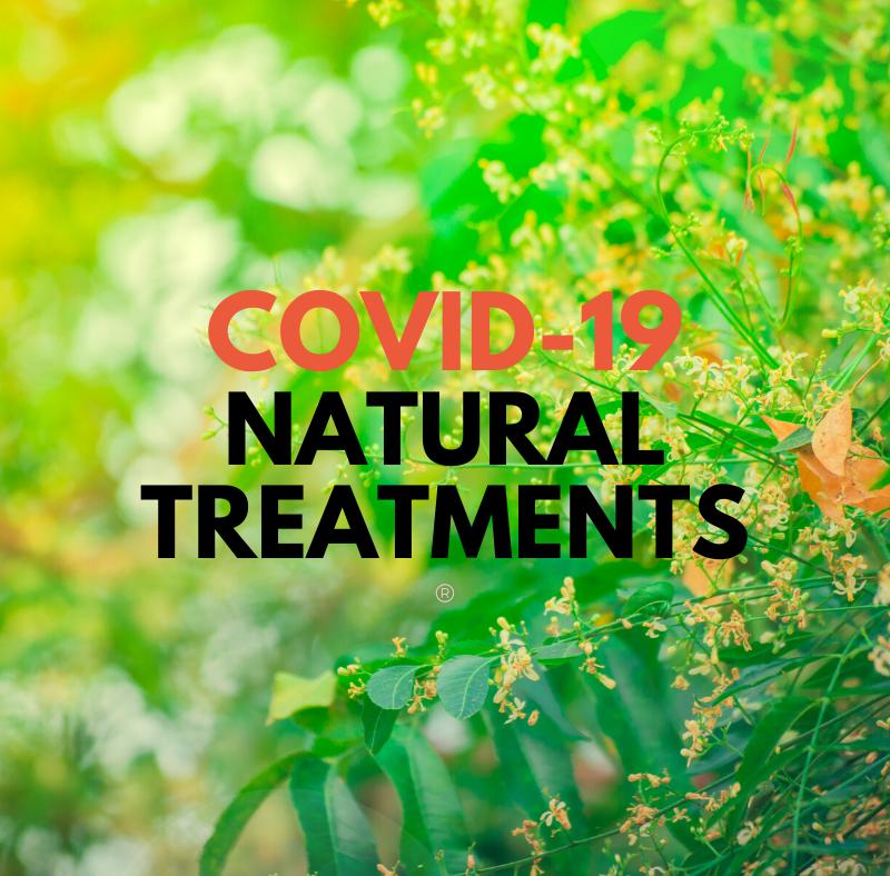 Covid-19 Natural Treatments.