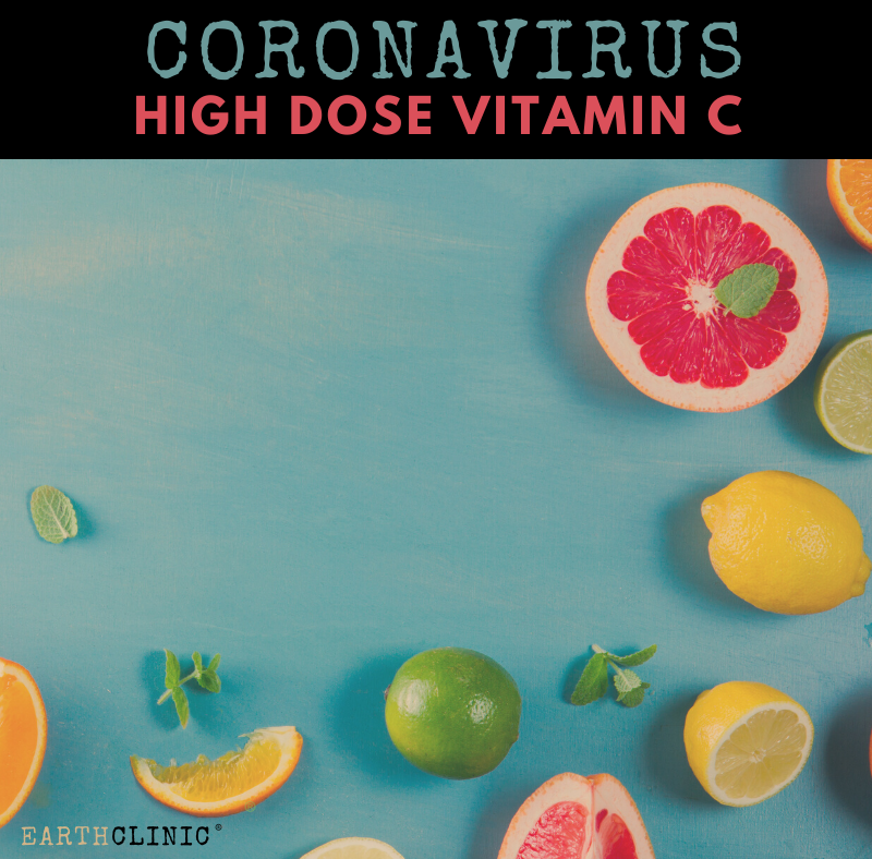 High Dose Vitamin C for Coronavirus.