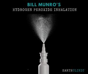Hydrogen Peroxide Inhalation Method by Bill Munro.