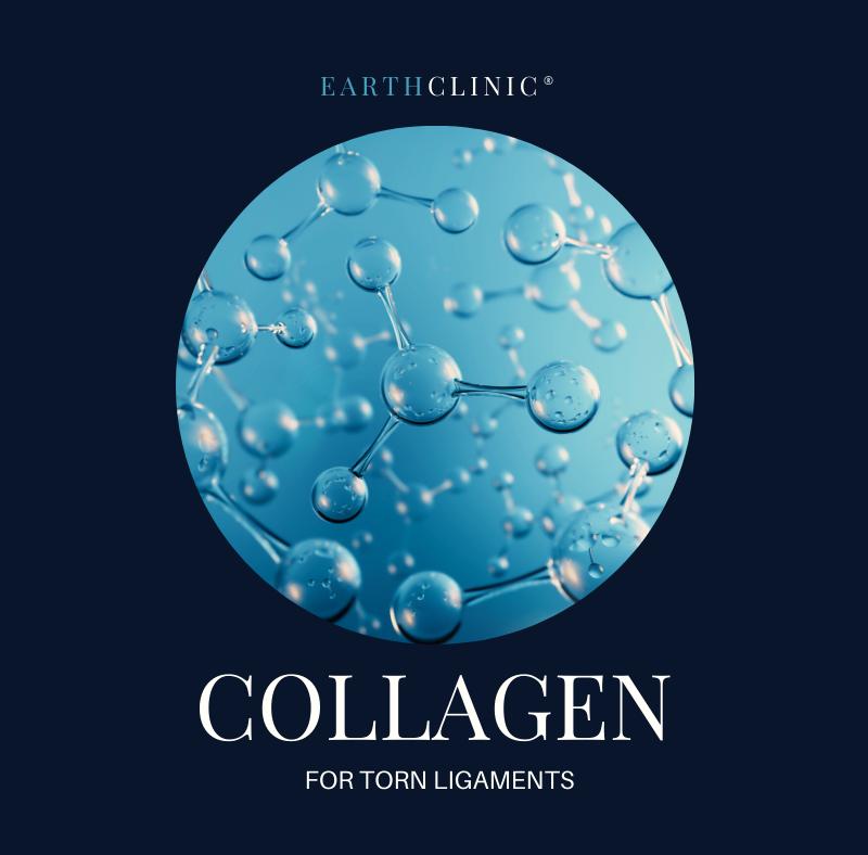 Collagen for Torn Ligaments